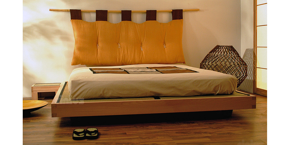 bett luna cinius. Black Bedroom Furniture Sets. Home Design Ideas