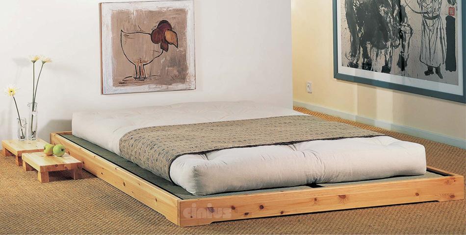 Japanische Betten bett nokido
