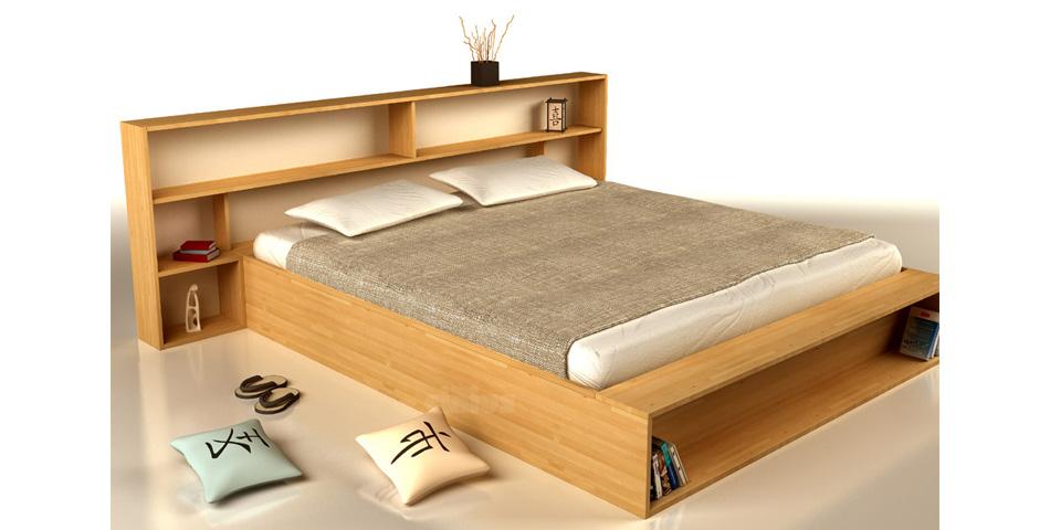 bett slim cinius. Black Bedroom Furniture Sets. Home Design Ideas