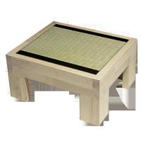 Cinius - TABLES DE CHEVET de style japonais, modèle Tatami e Kyoto ...