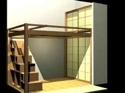 cinius photos projets raliss avec meubles sur mesure lits mezzanine vestiaires cloisons. Black Bedroom Furniture Sets. Home Design Ideas
