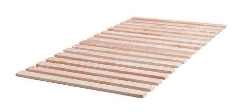 reti a doghe in legno di faggio con telaio in legno e doga diritta ideale per l 39 uso con i. Black Bedroom Furniture Sets. Home Design Ideas