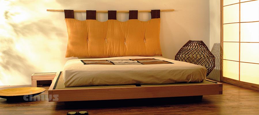 Cinius ameublements en style japonais pour un style for Meuble japonais futon