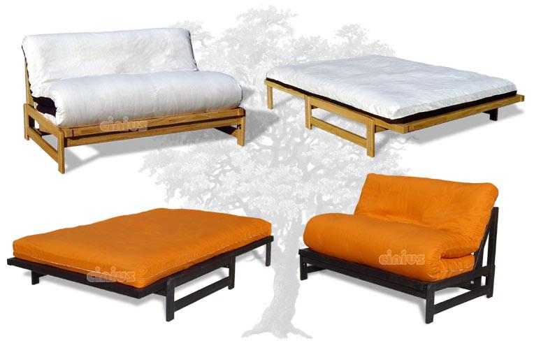 Divano letto futon idee per il design della casa - Futon divano letto ...
