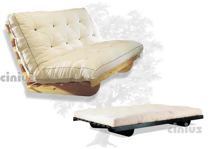 Cinius divano letto timo - Divano letto apertura a libro ...