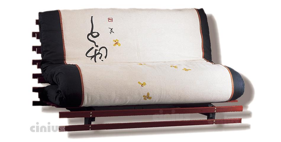 Cinius divano letto toronto for Divano giapponese