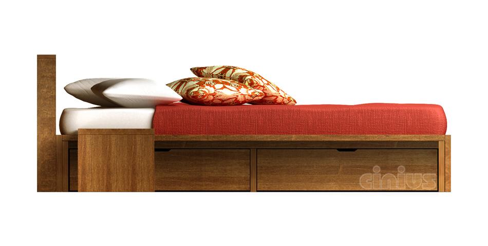 Letto con cassetti sotto design casa creativa e mobili - L onorevole con l amante sotto il letto ...