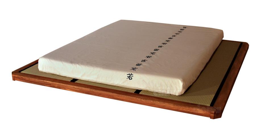 cinius letto dojo letto giapponese in legno massello lamellare di faggio tutto ad incastro. Black Bedroom Furniture Sets. Home Design Ideas