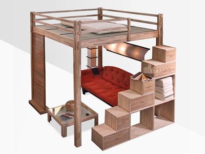 Come Costruire Un Letto A Soppalco Matrimoniale.Costruire Letto A Soppalco Interno Di Casa Smepool Com