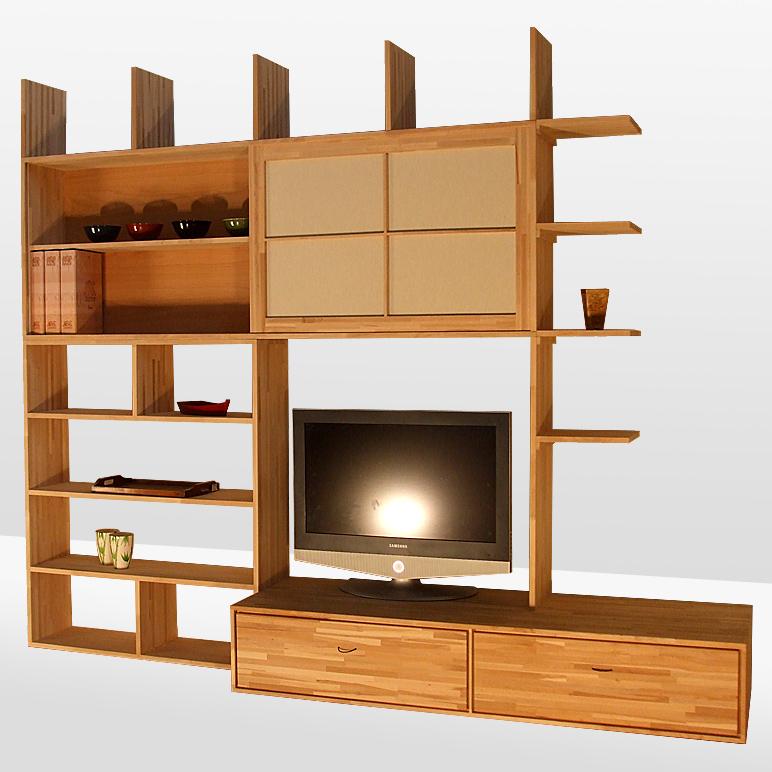 Cinius librerie zona giorno realizzate su misura in - Sgravi fiscali acquisto mobili ...