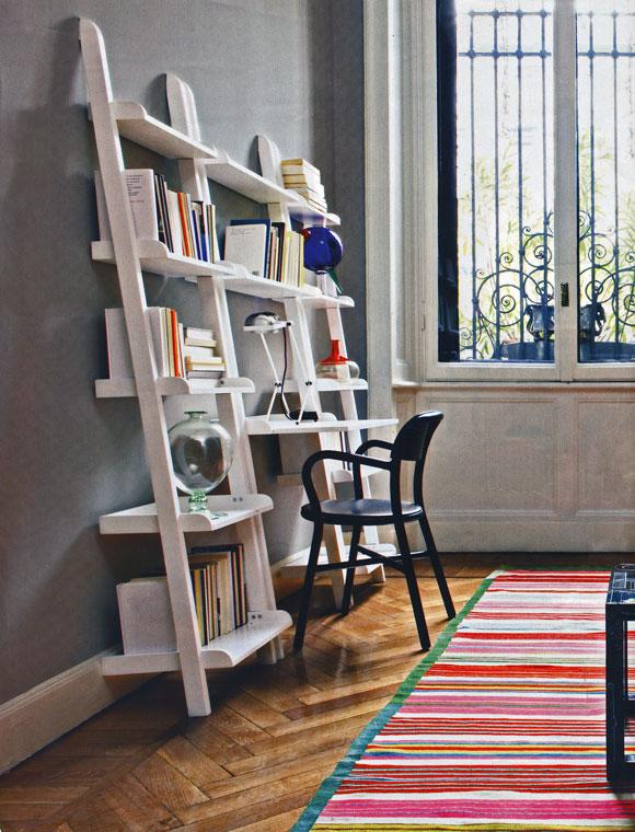 Cinius librerie modulari componibili a scaletta e da for Librerie modulari economiche