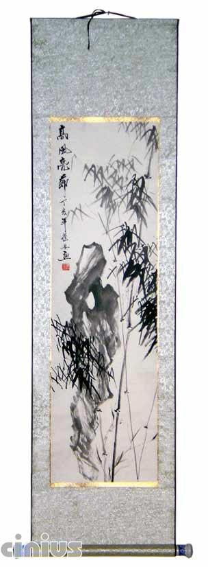 Cinius kakemono quadro tradizionale giapponese con for Oggettistica giapponese milano