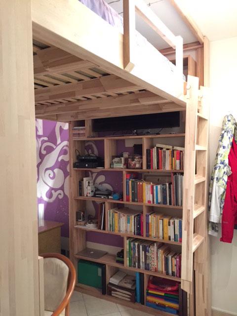 Letto a soppalco yahoo cinius foto progetti realizzati di - Progetti mobili in legno pdf ...