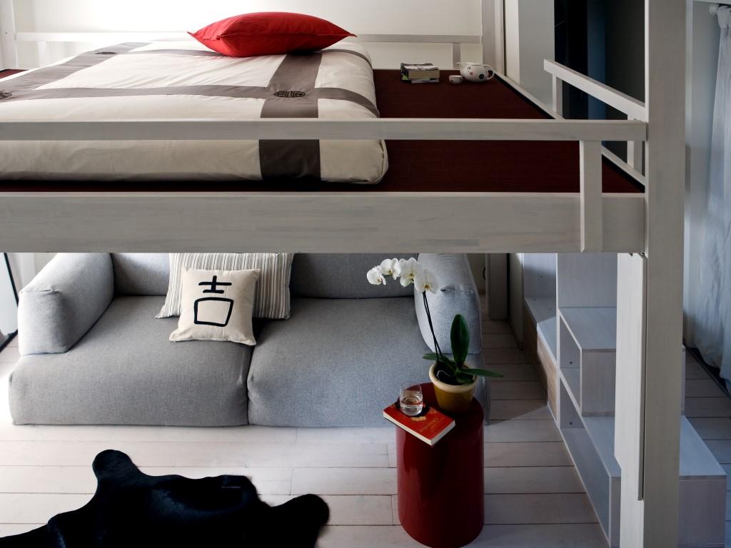 Cinius rising progetti realizzati for Arredare camera da letto ragazzo