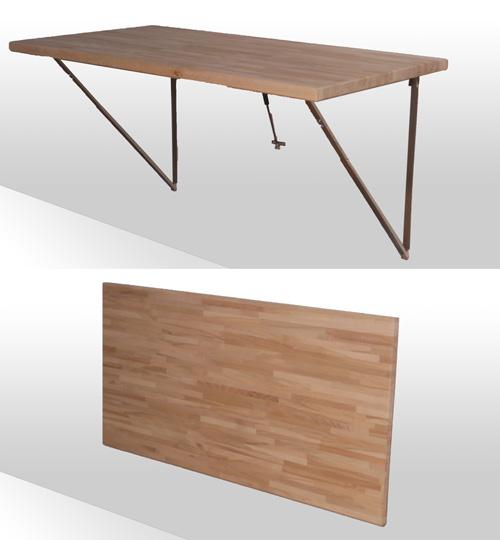 Tavoli e tavolini online vendita mobili gipponesi in legno for Tavolo salvaspazio