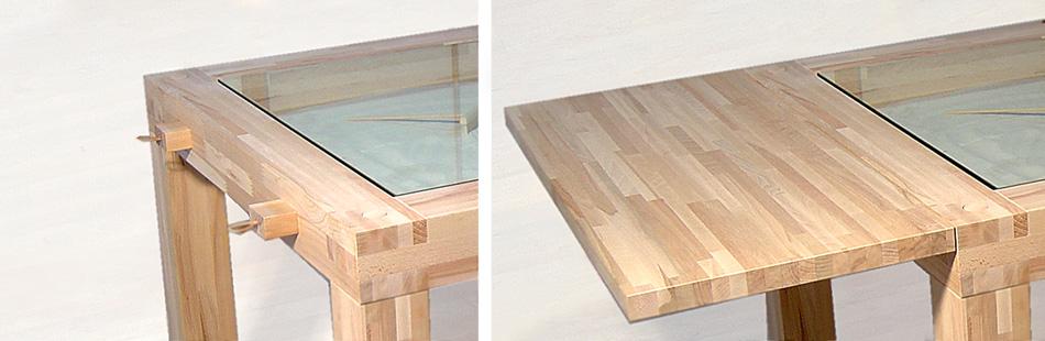 Tavoli e tavolini online vendita mobili gipponesi in legno - Tavola legno lamellare faggio ...
