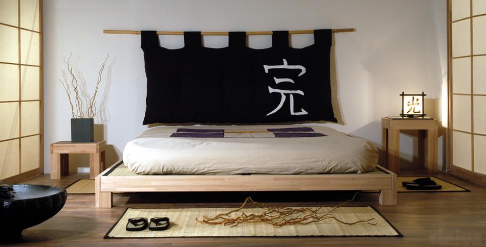 Bett tatami bed cinius for Camere giapponesi