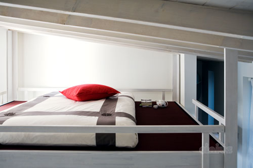 Bed rising cinius - Bed plafond ...