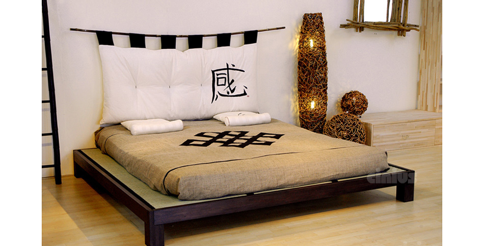 tatami bed cinius. Black Bedroom Furniture Sets. Home Design Ideas