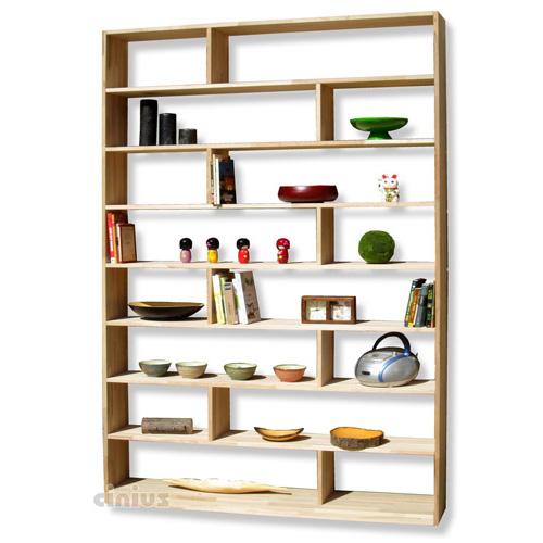 Bookcases Zig Zag | Cinius