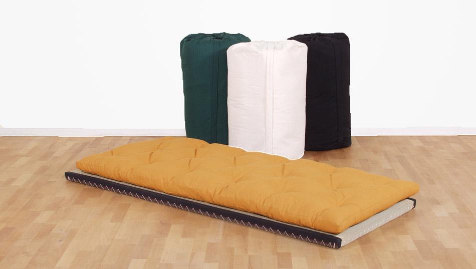 Shiatsu Futon Mattress Camping Yoga 31 X 78 Italian Single Size 80x200cm Cinius