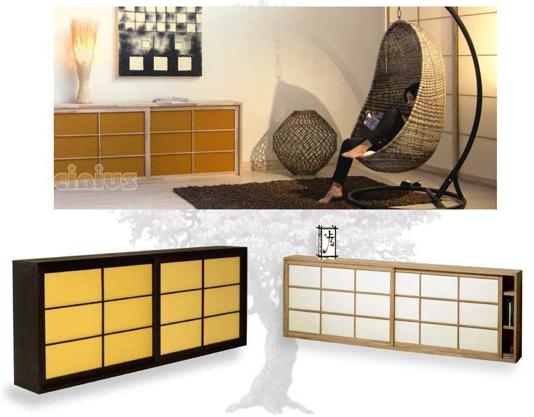 Ante Scorrevoli In Plexiglass.Sliding Door Cabinets Japan Fourniture Cinius