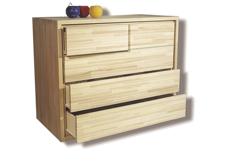 CHEST & CHEST OF DRAWERS