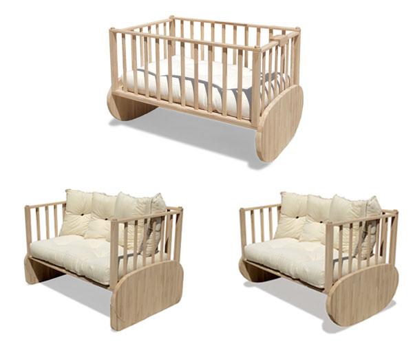 Culle per neonati atossiche e ecologiche per i tuoi bambini