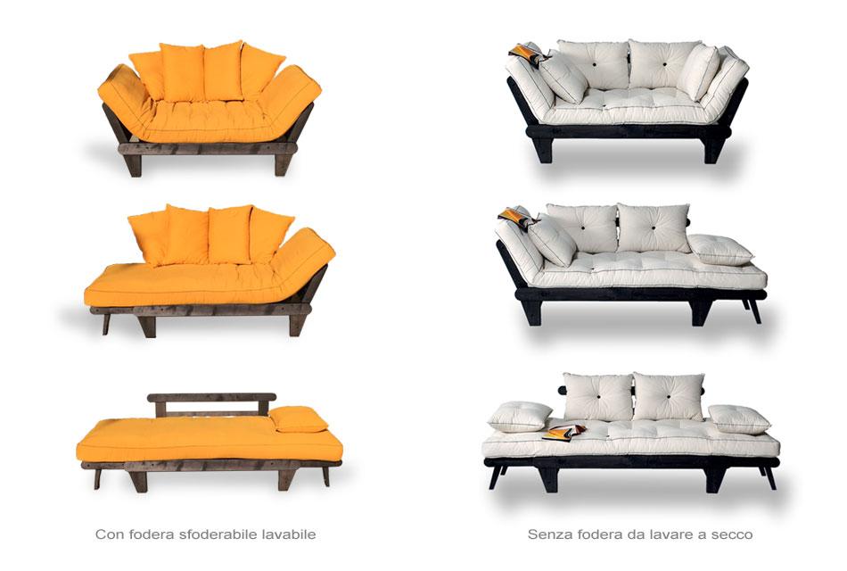 Cinius divano letto sole - Sgravi fiscali acquisto mobili ...