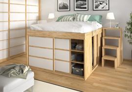 Cinius: arredamento ecologico in legno massello