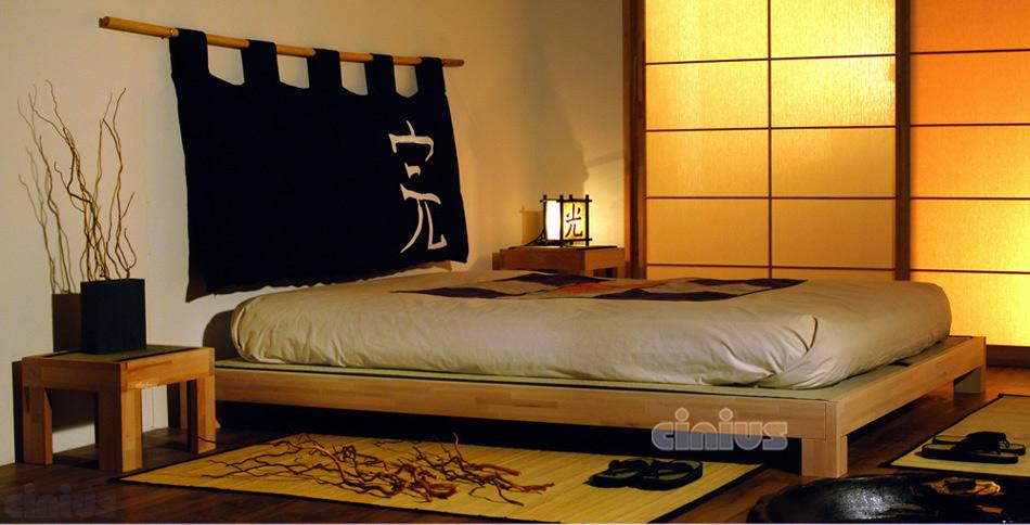 Letto tatami bed di cinius il primo letto per tatami - Letto futon ikea ...