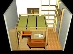 Cabina Armadio Letto A Soppalco : Cinius ::: progetti disegni di mobili letti a soppalco cabine