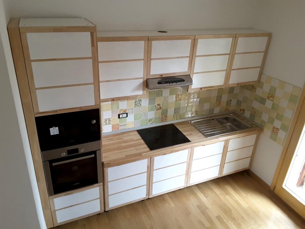 Cinius cucine progetti realizzati - Cucine con ante scorrevoli ...