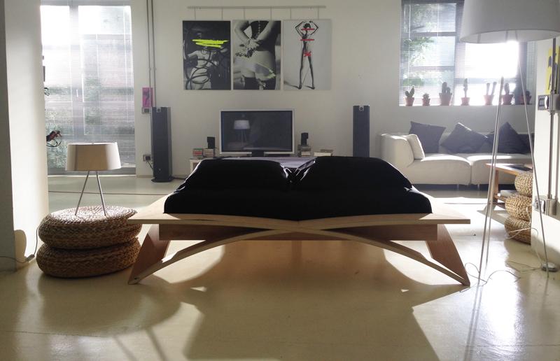 Cinius foto progetti realizzati di mobili su misura letti a