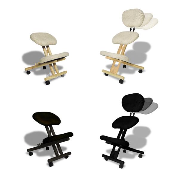 Sedie cinius sedute ergonomiche poltrone e sgabelli for Sedia da ufficio ortopedica
